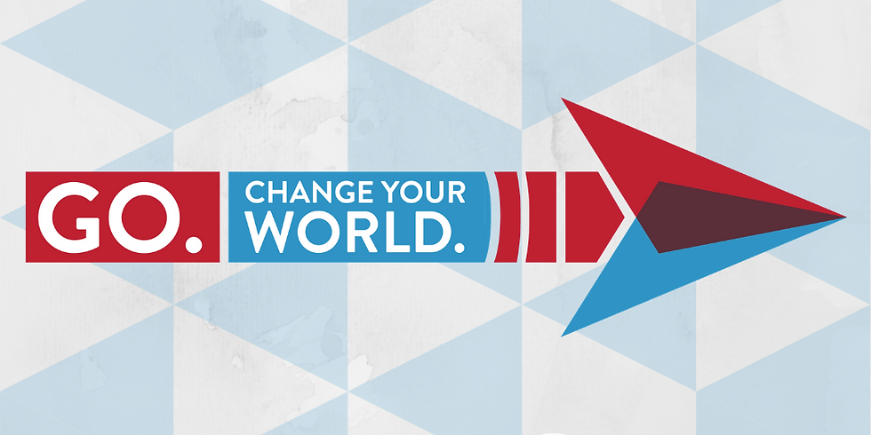 Go. Change Your World!