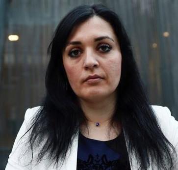 Amelia Tiganus (Romania)