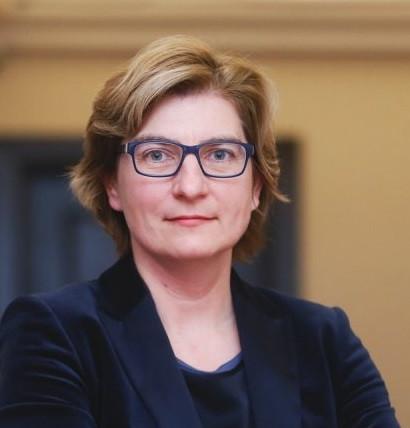 Dr. Ingeborg Kraus (Germany)