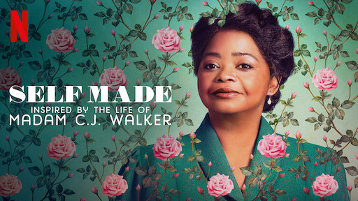 Dare To Be Different: Madam CJ Walker
