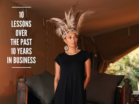Wandia's Gichuru's Top 10 Business Lessons