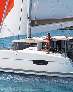 lucia-40-fountaine-pajot-sailing-catamar