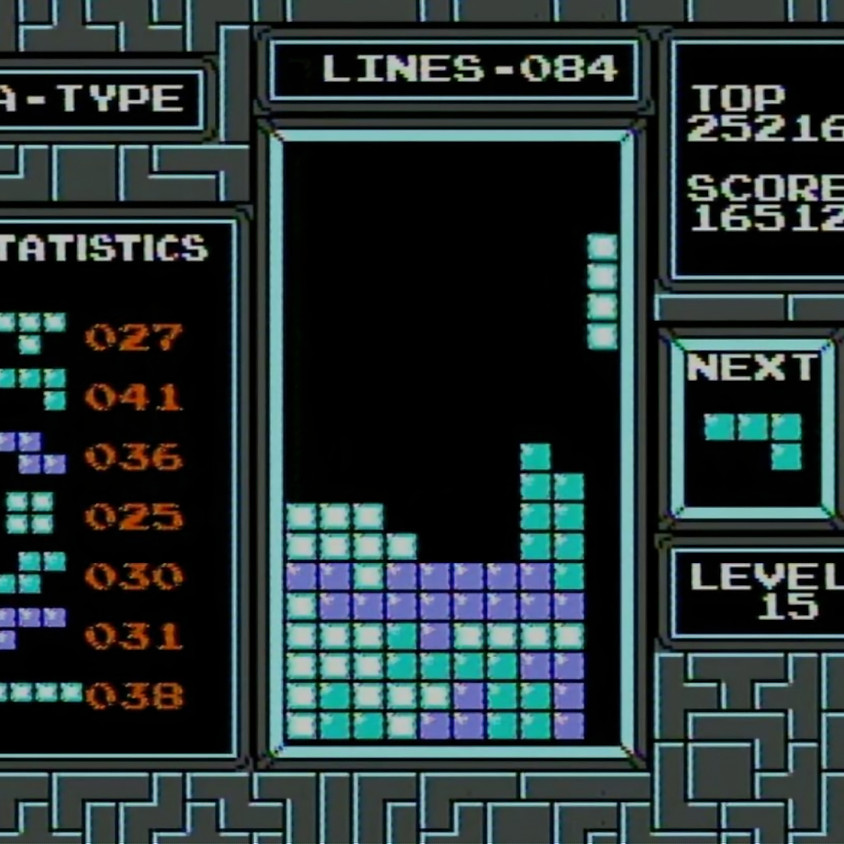 Highscore Showdown - Tetris