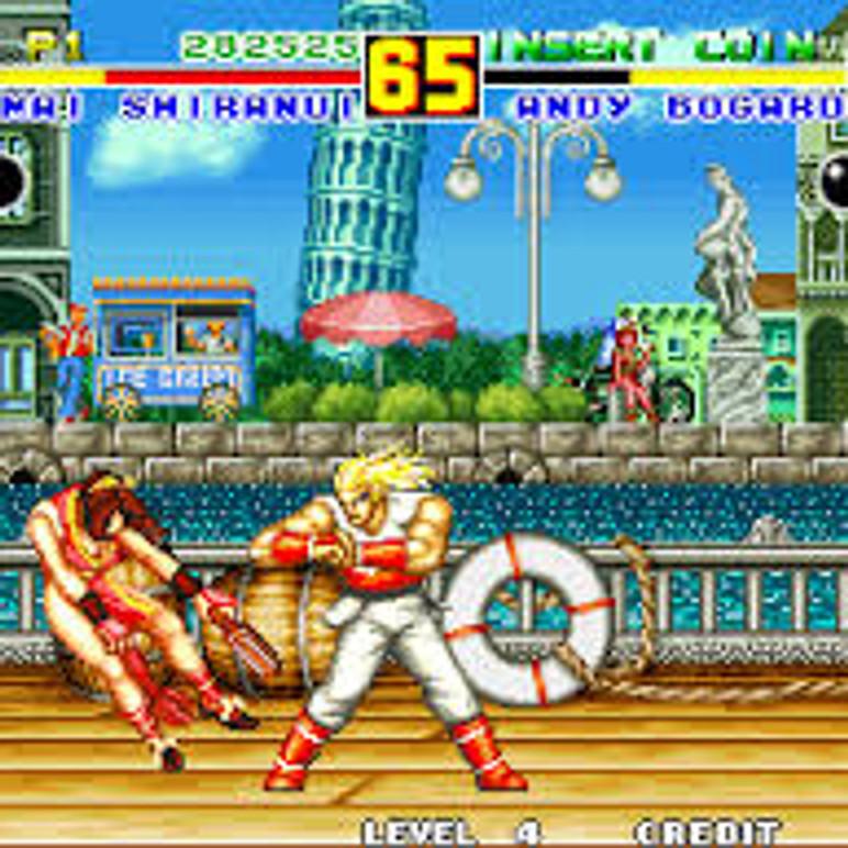 Friday Night Fights - Fatal Fury 2