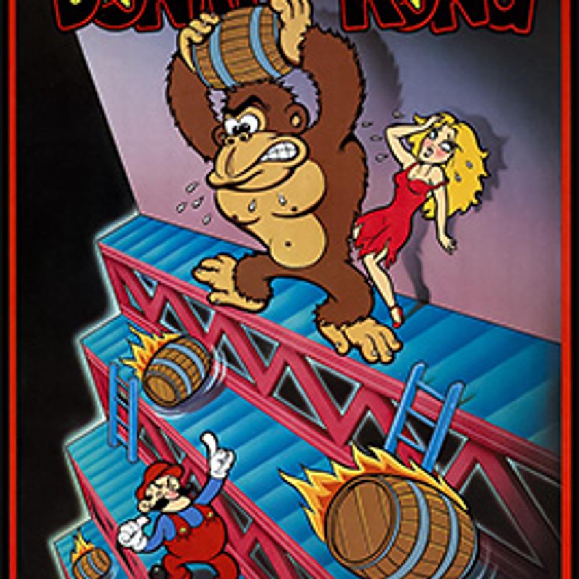 Highscore Showdown - Donkey Kong