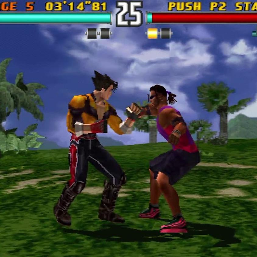 Friday Night Fights - Tekken 3