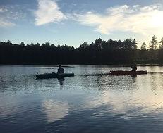 Long Pond Adirondack Kayaking