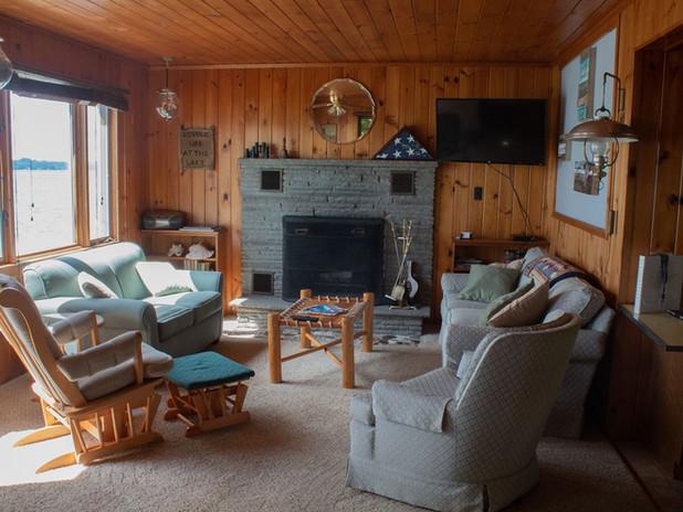 Skaneateles Living Room