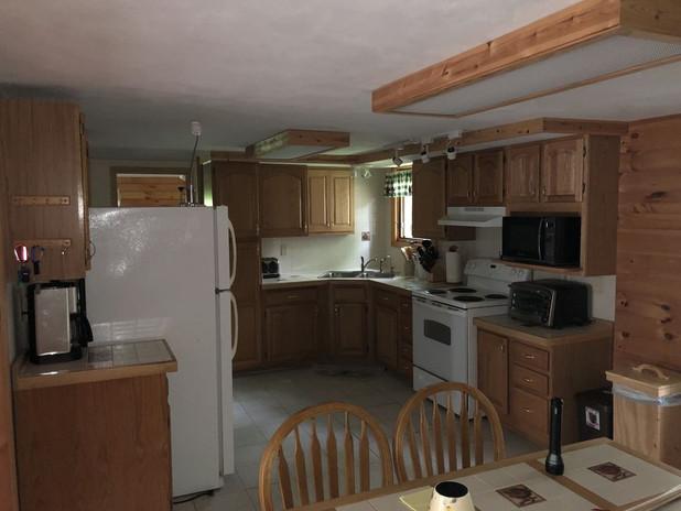The Retreat Kitchen
