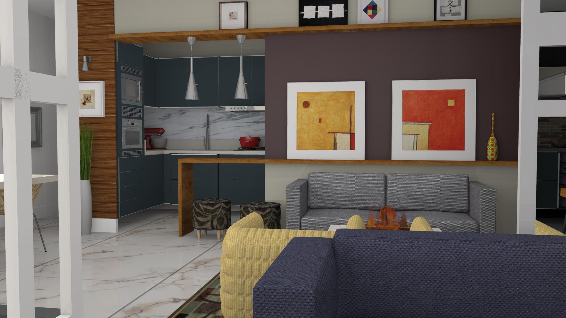 Apartamento Royal Park - Alphaville