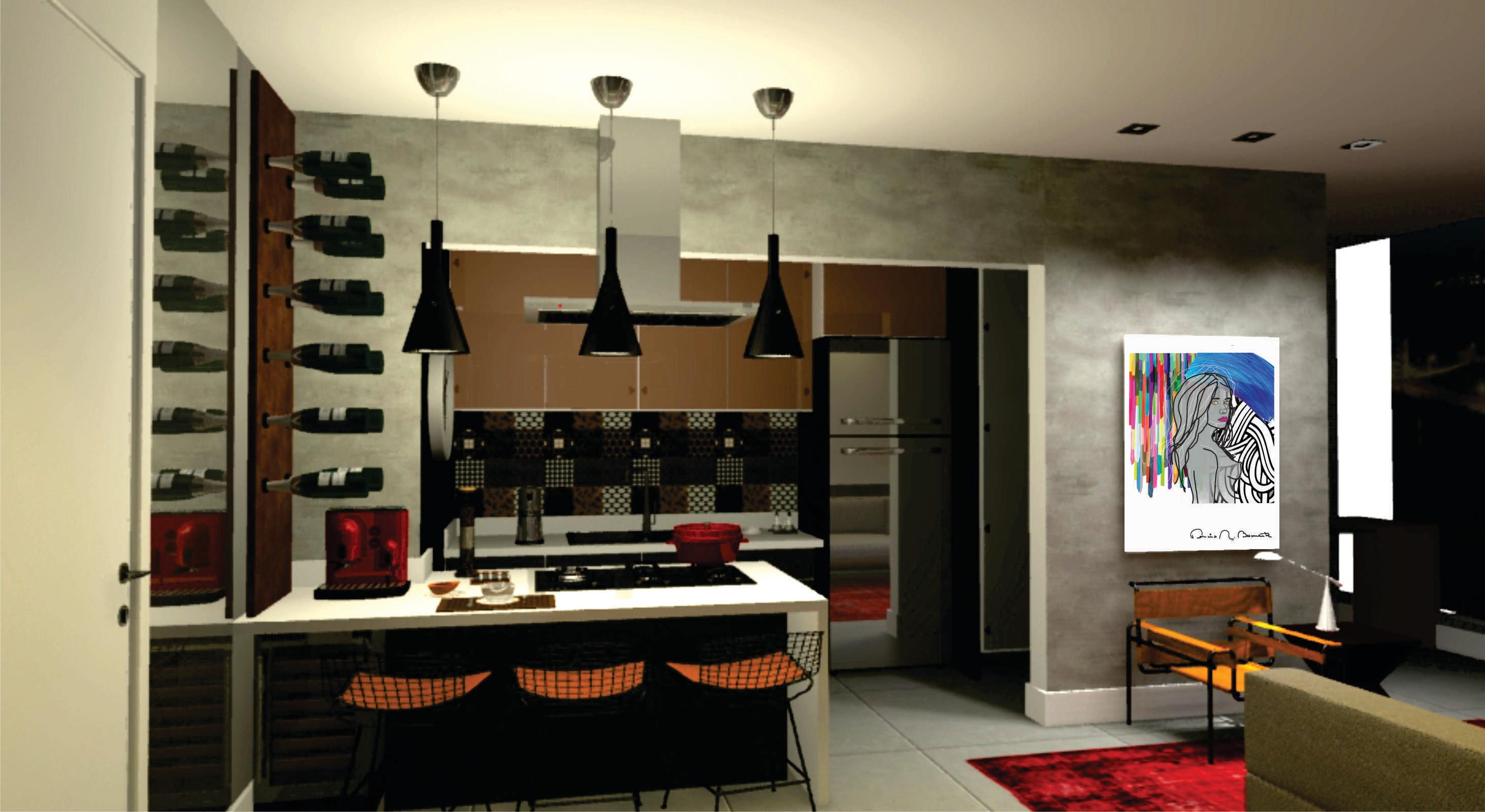 Apartamento Up Village - SP