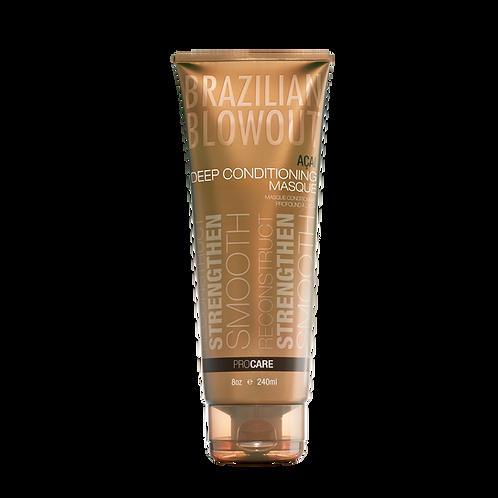 Brazilian Blowout- Acai Deep Conditioning Masque 8oz