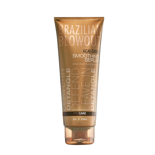 Brazilian Blowout- Acai Daily Smoothing Serum  8oz
