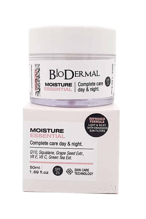 MOISTURE ESSENTIAL SPF 25 - 50ml