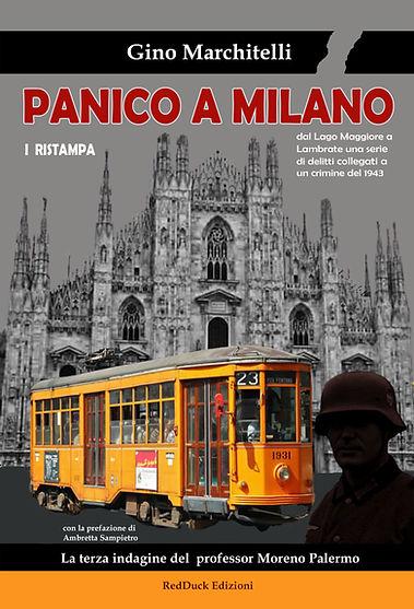FRONTE FINALE 28 NOVEMBRE PANICO A MILAN