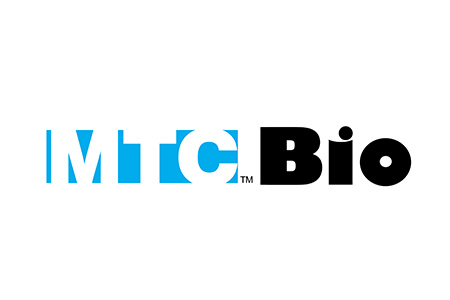 Logo for MTC Bio laboratory supplies and equipment