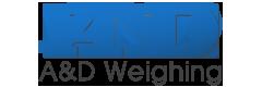 A&D Weighing logo