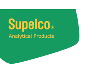 Logo for Supelco chromatography supplies