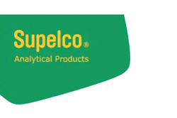 Logo for Supelco chromatography supplies