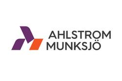 Ahlstrom Munksjo logo