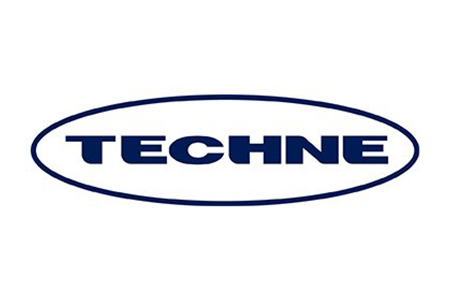 Logo for Techne chillers, coolers, heaters and hotplates