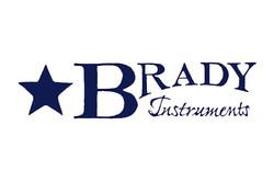 Logo for Brady Instruments brand hydrometers