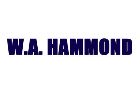 Logo for W.A. Hammond, manufacturer of Drierite dessicant