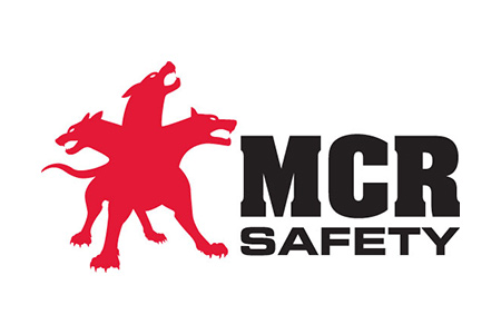 Logo for MCR Safety gloves