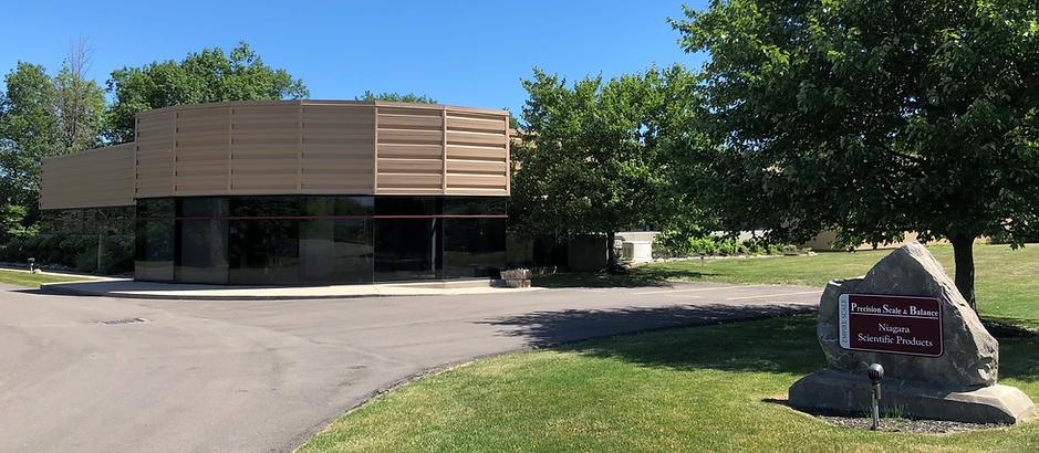Niagara Scientific Products headquarers Buffalo NY