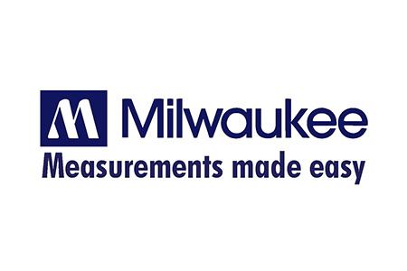 Logo for Milwaukee Instruments pH, TDS, ORP testers, meters, monitors and controllers