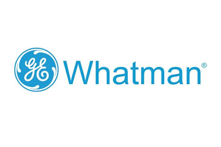 Logo for Whatman filter paper company