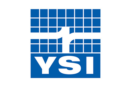 Logo for YSI, manufacturer of water sampling and water quality instruments