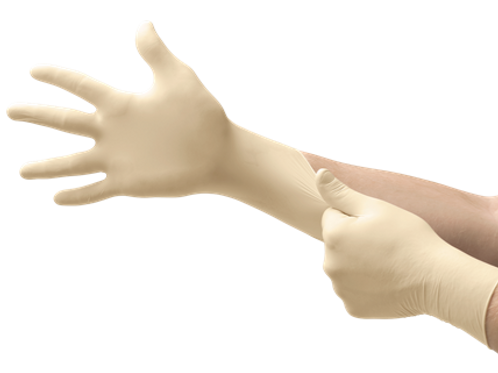 Microflex E-Grip L97 Latex Gloves Stretch