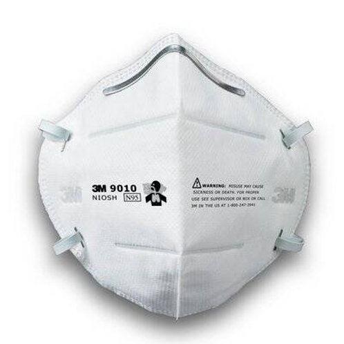 3M 9010 Particulate Respirator N95 Mask