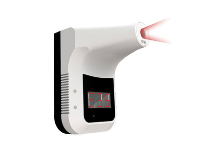 NEW PRODUCT: Wall-Mount Infrared Thermometer