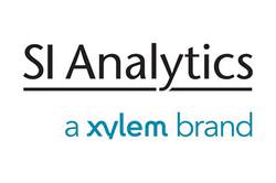 Logo for SI Analytics, a Xylem brand