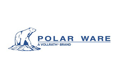 Logo for Polar Ware stainless steel metal labware