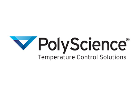 Logo for PolyScience refrigerated circulators, water baths, coolers, and chillers