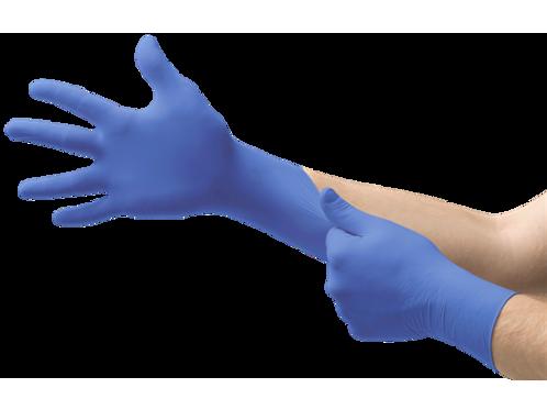 Microflex Cobalt N19 Nitrile Gloves Stretch