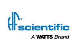 HF Scientific logo