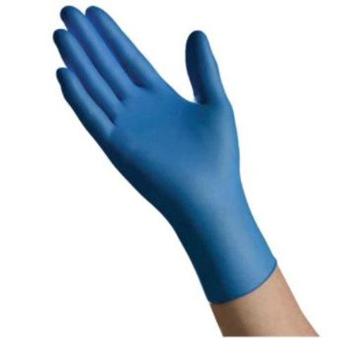 Maverick Powder-Free Nitrile Exam Gloves, pack of 100