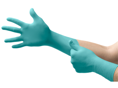 High Five N 89 Nitrile Glove Stretch