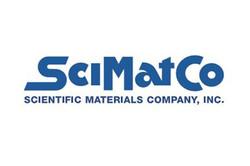 Logo for the Scientific Materials Company, A.K.A. SciMatCo