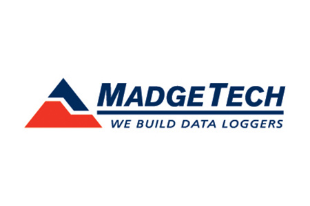 Logo for MadgeTech data loggers