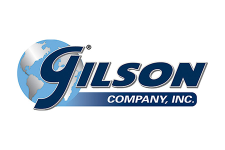 Logo for Gilson Company Inc.