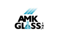 AMK Glass logo