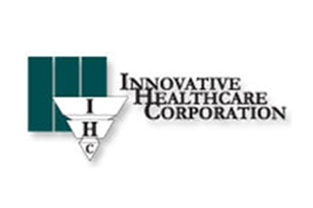 Logo for Innovative Healthcare Corporation brand gloves