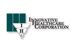 Logo for Innovative Healthcare Corporation brand gloves