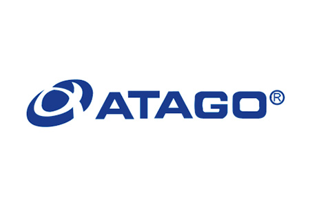 Logo for Atago brand refractometers