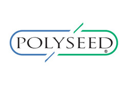 Logo for Polyseed brand microbial cultures, manufactured by Interlab Supply